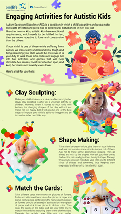 Engaging Activities for Autistic Kids