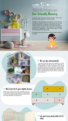 Tips to create an Eco-friendly Nursery